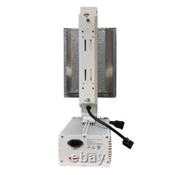 1000-Watt Double Ended HPS Pro Series Enclosed Style Complete Grow Light System