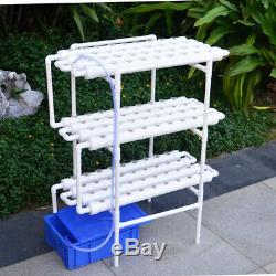 108 Sites Hydroponic Site Grow Kit Ladder-type Plant System Vegetable Garden