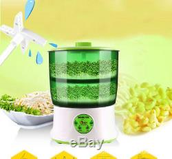 110V New Intelligent Bean Sprouts Machine Automatic Sprouts Growing Machine