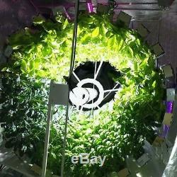 240 Gi-Grow Wheel TOP hydroponic system for profesionals only