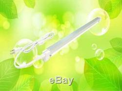 2Pack T5 Ho Grow Light 1 Bulb System Fluorescent Hydroponic Indoor Fixture Bloom
