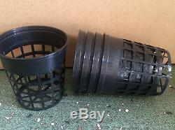 3 Inch Net Cup Pots Hydroponic System Grow Kit Quantity 500