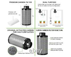 48 x 24 x 64 Indoor Plant Grow Tent Complete Kit Hydroponics Tent System w