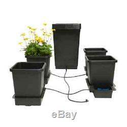 AutoPot Complete Grow Tent Kit Canna Soil/Coco LED Grow Light Hydroponics System