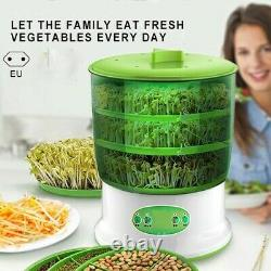 Automatic Bean Sprouts Growing Machine Large-capacity