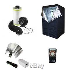 Basic Grow Tent KIT 100cm x 100cm x 200cm