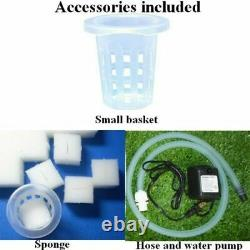 Brand New Hydroponic 36 Plant Site Grow Kit Garden Planting System Free Shipping