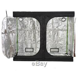 Complete Grow Tent Kit Hydroponics Grow Light Kit 6 Carbon Extraction System UK