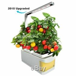 Finether Hydroponic Growing System Kit with LED Grow Multi-function Light T3