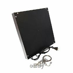 HQRP 450 Blue LED Grow Light Panel for Indoor Grow Green house Hydroponic System