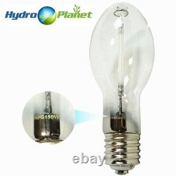 HYDRO PLANET Grow Light Fixture HPS 150W Complete System with Hydroplanet Lamp