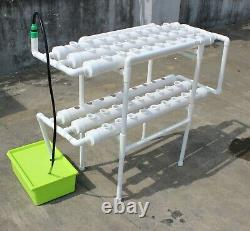 Hydroponic 72 Plant Growing Organic System For growing Plants