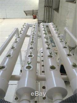 Hydroponic Aeroponic Plant Growing 108 System For Plants Herbs Flowers