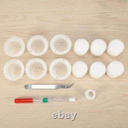Hydroponic Grow Kit, 6 Holes Plant Site System Kit Indoor