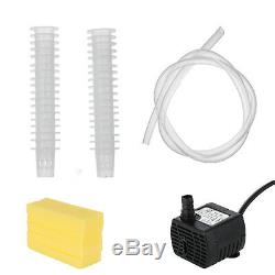 Hydroponic Grow Kit 90 Sites 10 Pipes Garden Plant Advanced Convenient GREAT