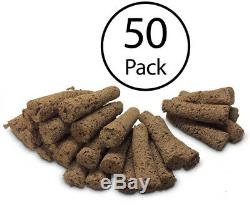 Hydroponic Grow System Sponges Refill Pack Seed Starting Accessories Soil Free
