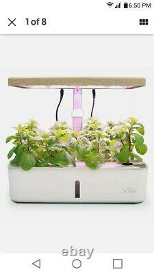 Hydroponic Growing System Indoor Herb Garden Kit For 12 Plants