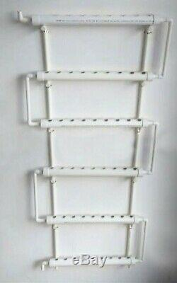 Hydroponic Planting Wall Mounted 54 Plant Growing System for organic foods
