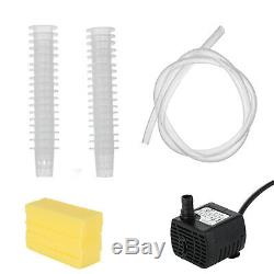 Hydroponic Site Grow Kit 90 Planting Site Garden Plant System Vegetable 3 Layer