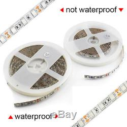 Hydroponic System 1/5M LED Grow Strip Light Plant Growth Lamp for Seedling Vegs