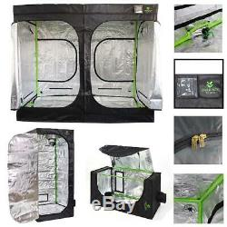 Hydroponics 2.4m x 1.2m x 2m Indoor Grow Tent Hydroponic System Ready Grow Room