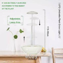 Hydroponics Growing System, Indoor Herb Garden Kit with LED Grow Light