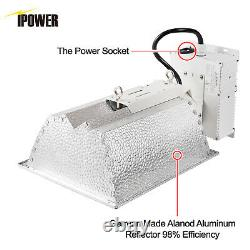 IPower 315W CMH Ceramic Metal Halide Grow Light System Kits for Indoor Plants