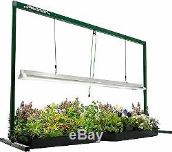 Jump Start JSV4 4-Foot T5 Grow Light System Perfect for Hydroponic, Indoor Grows