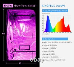 LED Grow Light Full Spectrum Phytolamp For Indoor Plants Tent Hydroponic System
