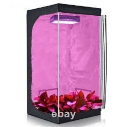 Led Grow Light Grow Tent Combo Hydroponic System Room Kit For Indoor Plants Set
