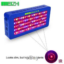 MEIZHI Reflector 450W LED Grow Light Full Spectrum Veg Bloom Switch Indoor Panel