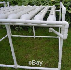 NEW Hydroponic Site Grow Kit 72 Sites Plant Deep Water Garden System Vegetable