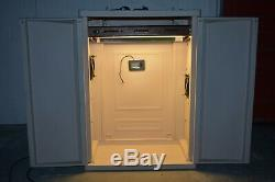 Professional Grow Cabinet Locker Container T5 Lighting Temperature Control Fans