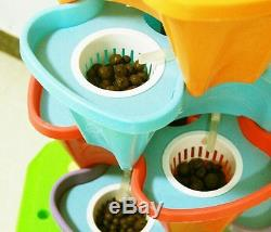 Small Tower Hydroponic Planting Planting Kit Great Growing Results