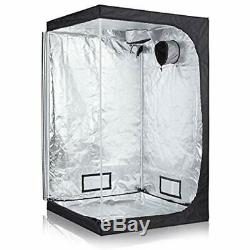 TopoLite 48x48x80 Grow Tent For Hydroponic Indoor Growing System