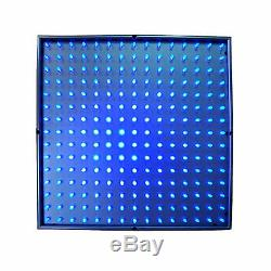 Two Grow Light Panel 225 LEDs 465 nm Blue for Green house, Hydroponic System